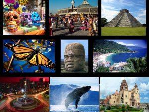 destinos turísticos en México