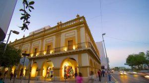 Plaza Zaragoza Monterrey