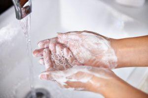 Lavado de manos para no enfermarse